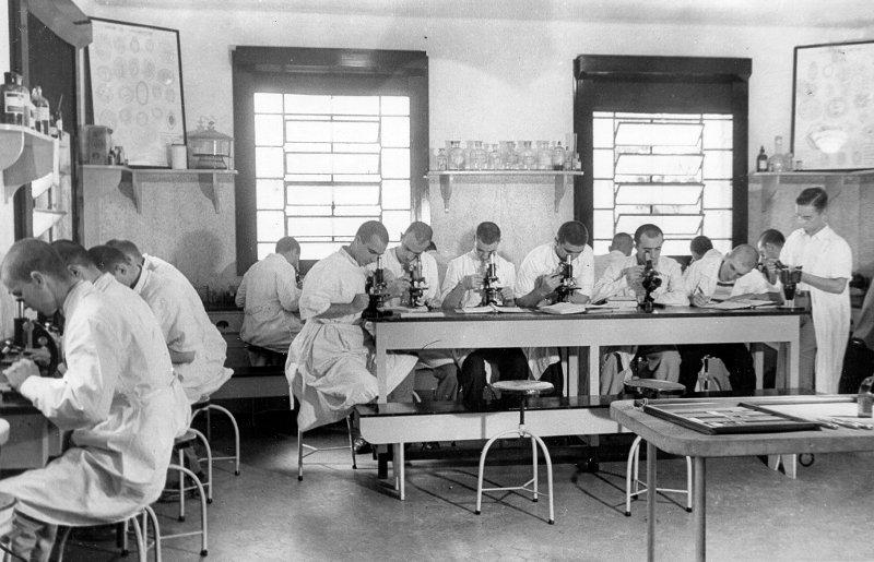 100 anos do início do ensino de Medicina Veterinária no Estado de São Paulo