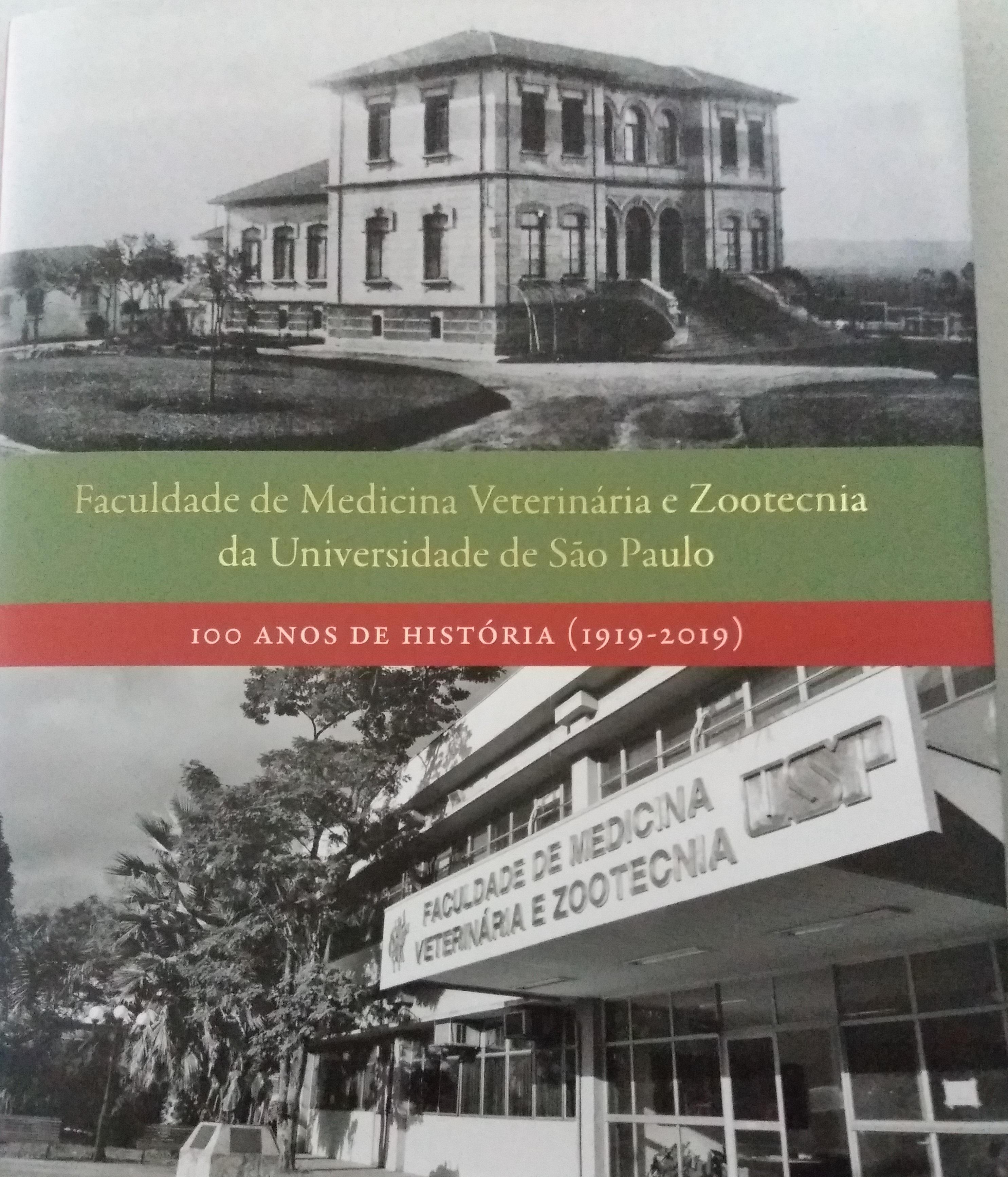 Lançamento do Livro 100 anos de História